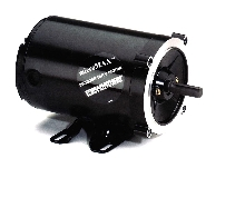 AC motors can replace PMDC motors.