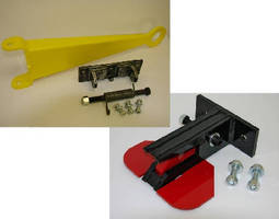 Industrial-Duty Towbar and Hitch suit cart retrofit applications.