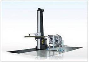 Horizontal Arm Measuring Machine suits car body parts and freeforms.
