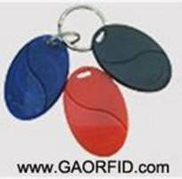 Mini Key Fob RFID Tag offers read range of 3-15 cm