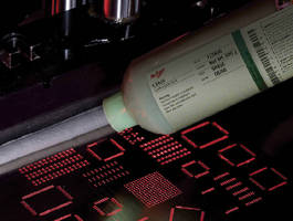 Lead-Free Solder Paste withstands extreme climate changes.