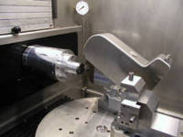 Part Centering Device aligns components on machining centers.