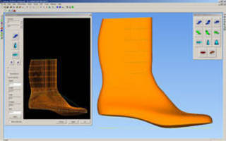Delcam CRISPIN Launches 2010 CADCAM Range for Footwear