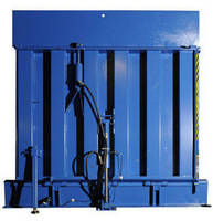 Universal Dock Levelers withstand heavy usage.