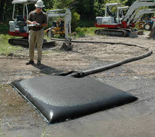 Dewatering Bag helps comply with EPA requirements.