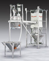 Bulk Bag and Manual Dump Weigh Batch System