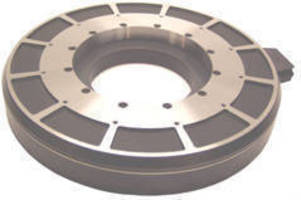 Direct Drive Rotary Table features low-profile stage.