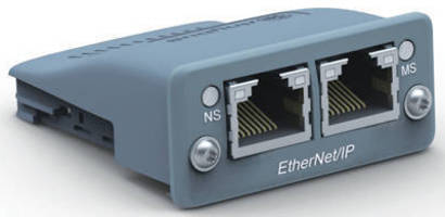 Plug-In Communications Module fosters industrial automation.