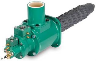 Recuperative Burner is built for energy efficiency.