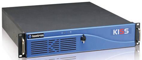 Quad-Core, 2U Server offers multiple extension options.