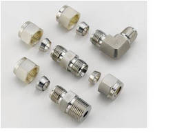 Single-Ferrule Instrumentation Tube Fittings