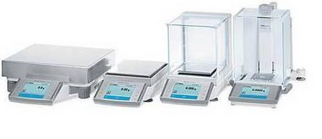 Precision Balances ensure quality of coating processes.