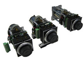 Remote Control Potentiometers facilitate automation upgrades.