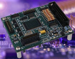Multifunction I/O Module expands SBC applications.