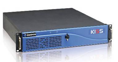 Industrial Rackmount Servers feature quad-core performance.
