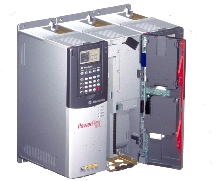 AC Drives plug into neworks.