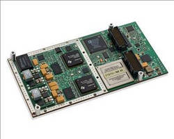 XMC Module supports video streaming from unmanned vehicles.