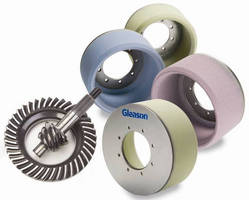Bevel Gear Grinding Wheels suit wide range of applications.