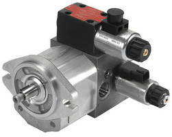 Sauer-Danfoss' SGM2 & SGM3 Fan Motors Now Offer Bidirectional, Fan Reversing, & Outrigger Bearings