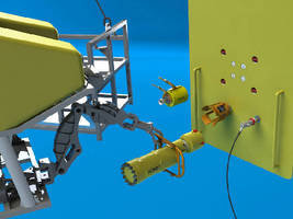 ROV Sensor Retrieval System targets subsea production equipment.