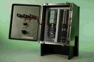 Overpressure Protection System suits reactors and pipelines.
