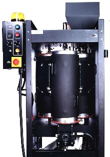 Resin Dryer matches speed of plastics processors.