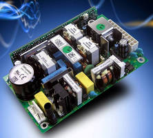 AC/DC Power Supplies suit medical applications...