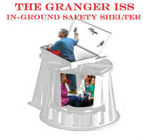 The Granger Plastics Company Joins Hidey Holes of Arkansas to Offer the Granger ISS Tornado Shelter