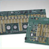 PXI/CompactPCI Backplanes suit embedded test and control OEMs.