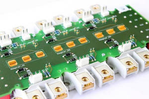 Power Inverter Modules feature low-inductive design.