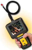 Video Borescope System offers data logging capability.