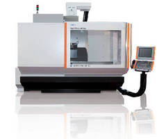 Three Axis Machining Center offers spindle speeds to 20,000 rpm.