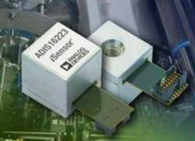 MEMS Vibration Sensor offers programmable functions.