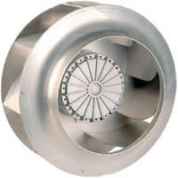 Backward Curved Fan Impeller provides 8,050 cfm capacity.