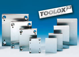 Pre-Hardened Tool Steel Grades simplify mold/tool production.