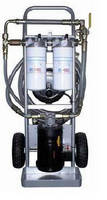 Portable Oil Transfer System features customizable design.
