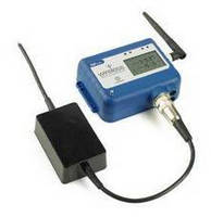Wireless Temperature Transmitter relays multiple parameters.