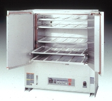 Oven offers atmosphere-controlled tool storage.