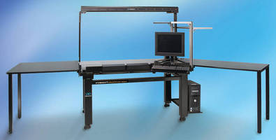 Vibration Isolation Workstation is designed for scientific use.