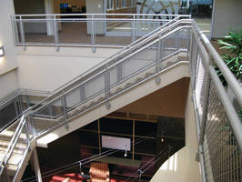 Interna-Rail® Handrail Systems from Hollaender® Feature Sleek Architectural Finish