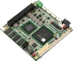 PC/104 CPU Module supports Intel® Atom(TM) N450 processor.
