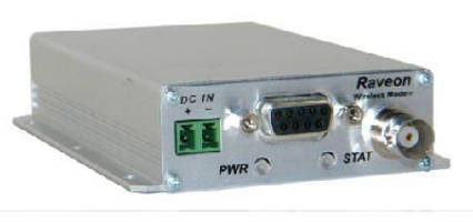 VHF Data Radio Modem complies with MURS regulations.