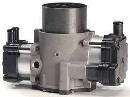 Pressure/Vacuum Pump combines long life, high efficiency.