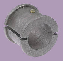 Oil-Free Split Bushings suit screw conveyor applications.
