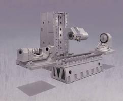 Configurable Machining Centers handle large, heavy parts.