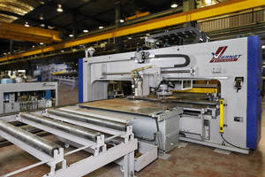 Heavy-Duty Structural Fabricating Equipment Designed to Tackle the Big Boys