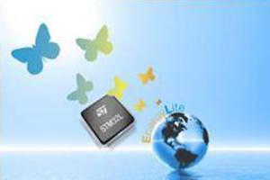32-Bit Microcontrollers target Energy-Lite applications.
