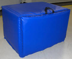 Custom Pallet Covers maintain shipped product temperatures.