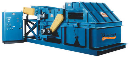 Eddy Current Separators are designed for PET flake recyclers.
