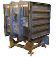Metallurgical High Vacuum Ships Vacuum Chambers